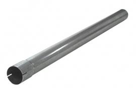 RVS Uitlaat buis 1000mm SPGK-U014500R