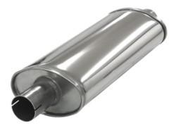 RVS absorbtie demper ovaal middel SPGK-U335100R