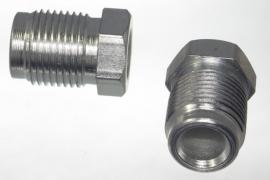Remleidingnippel M12x1.00mm SPFU-96023