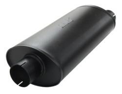 Stalen absorbtie demper ovaal SPGK-U327600