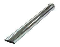 Schuin buis verchroomd 580mm SPGK-U115150