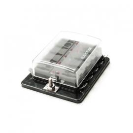 LED Zekeringhouder 10 voudig SPRI-FHA-L110
