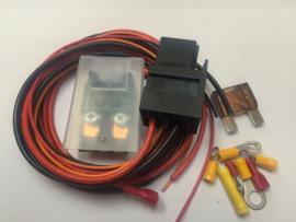 Elektrische koelfan relais kit 70 Ampere