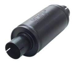 Stalen absorbtie demper rond SPGK-U456300