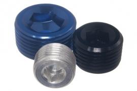 NPT plugs aluminium