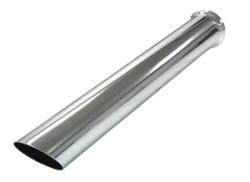 Schuin buis verchroomd 580mm SPGK-U117650