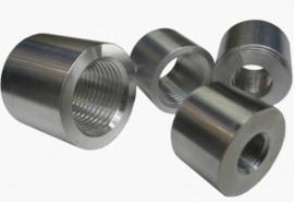 Aluminium lasnippels BSP binnendraad