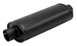 Stalen absorbtie demper ovaal SPGK-U337600
