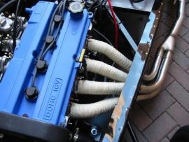 Uitlaat band 51mm Zwart SPTV-GT1076/050/20GC
