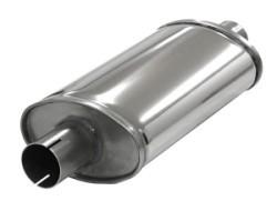 RVS absorbtie demper ovaal klein SPGK-U355100R