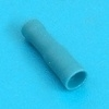 Bullet terminal female blauw 4.0mm