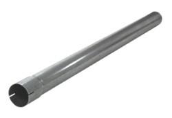 Uitlaat buis 4inch 101,6mm lengte 1000mm