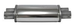 RVS absorbtie demper 2x2 SPGK-U3451DR
