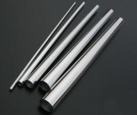 Aluminium buis 1000mm 16mm (5/8``)