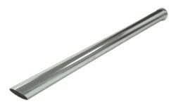 Schuin buis verchroomd 1150mm SPGK-U115112