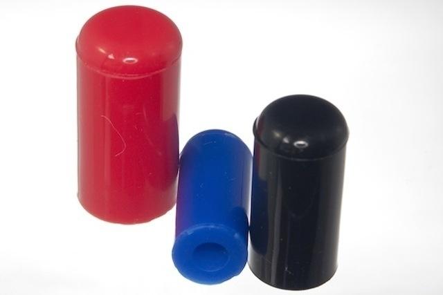 "Silicone afdopplug 16mm (5/8"")  SPAS-SBP16"