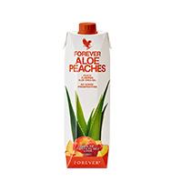 Forever Aloe Bits 'N Peaches