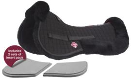 Lemieux ProLambs Pro-Sorb half pad Black/Black