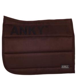 ANKY® Saddle Pad DR Chocolate