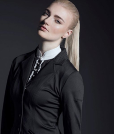 Montar Competition Jacket Black with stones