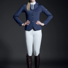 Montar Competition Jacket Ava Blue with stones (op foto geen stenen)