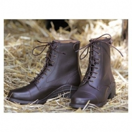 Harry's Horse Paddock boot leder Smart Brown