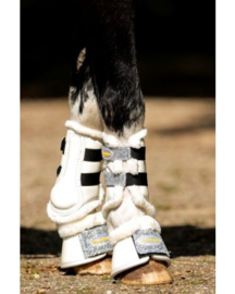 HB Show-time Gold Rush Glitter Trainingsboots Little sizes Champagne