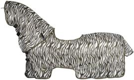 Harry's Horse Vliegendeken mesh met afneembare hals en zadeluitsparing