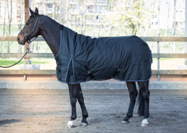 Harry's Horse Regendeken Thor 200 highneck Jet Black