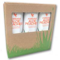 Tri-Pack Aloe Peaches (3x)