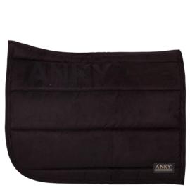 ANKY® Saddle Pad DR Zwart