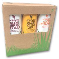 Tri-Pack Aloe Combo (3x)
