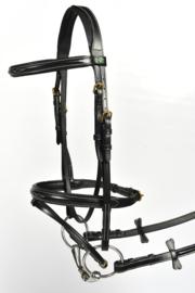 LJ Leathers Hoofdstel New Pro - 131