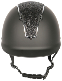 Harry's Horse Veligheidshelm Centaur NXT Zwart-zilver