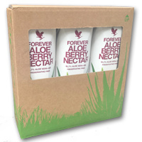 Tri-Pack Aloe Berry Nectar (3x)