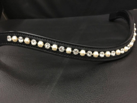 HB Showtime Frontriem white-gold-pearls