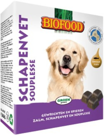 Biofood Schapenvet bonbon Souplesse
