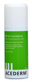 Acederm wondspray 150ml