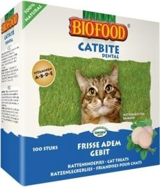 Biofood catbite snoepjes (100st.)