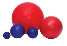"""Jolly Ball"" Push-n-Play 25cm 1 stuk"