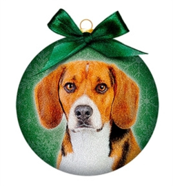 Kerstbal beagle