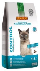 Biofood kat Control 1,5kg (urinary/sterilised)