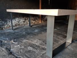 Metalen STRIP onderstel 12 cm