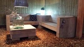 loungebanken in iedere gewenste maat verkrijgbaar!