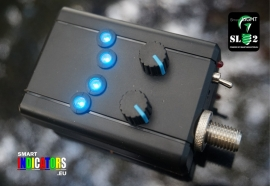 SL-2 voor FOX Mr+, MXr+en MX (BLAUWE LED)