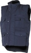 M-Wear bodywarmer Worker 0370
