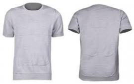 Torskin T-shirt korte mouwen, type 002K