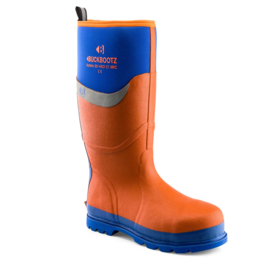 Buckler Safety Buckbootz S5 Oranje, type BBZ6000OR