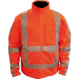 M-Wear softshell jack 1316 RWS