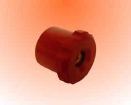 Kop, geïsoleerd t.b.v. ultra-thermische snijset, type onder water